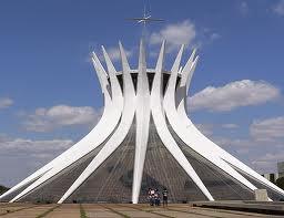 Catedral de Brasília - Proj. Oscar Niemeyers (1958)
