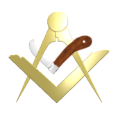 Logotipo do Jardineiros (já influenciados pela Maçonaria)