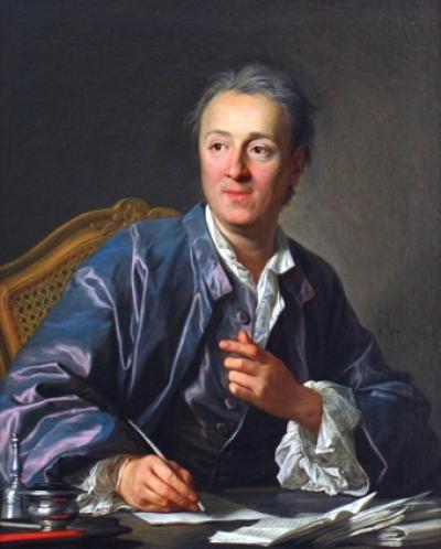 Denis Diderot   *1713 + 1784