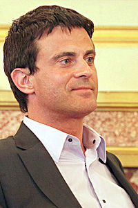 Manuel Valls, Ministro do Interior da França