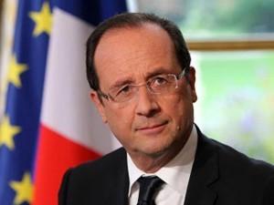 François HOLLANDE, Presidente da França