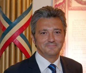 Daniel Keller, Grão Mestre do GODF