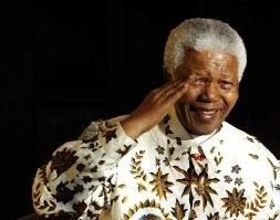 """Nelson """"Mandiba"""" Mandela (1918-2013)"""
