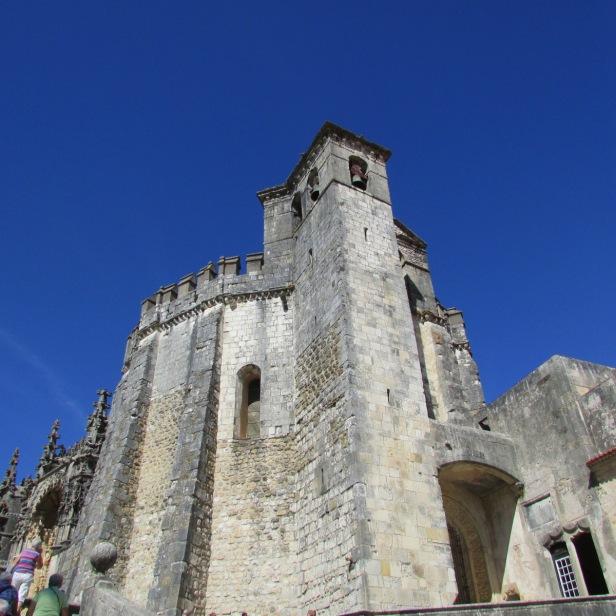 Torre do Castelo Templário de Tomar