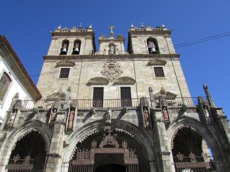 Sé de Braga, tão velha que se cunhou a expressão