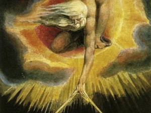 The Ancient Days – William Blake