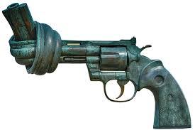 revolver com no no cano